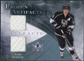 2010/11 Upper Deck Artifacts Frozen Artifacts Blue #FAAK Anze Kopitar /35