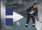2010/11 Upper Deck Artifacts Frozen Artifacts Blue #FAVL Vincent Lecavalier /35