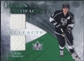 2010/11 Upper Deck Artifacts Frozen Artifacts Emerald #FAAK Anze Kopitar 13/15