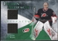 2010/11 Upper Deck Artifacts Frozen Artifacts Emerald #FACW Cam Ward 13/15