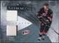 2010/11 Upper Deck Artifacts Frozen Artifacts Jersey Patch Blue #FAES Eric Staal /50