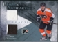 2010/11 Upper Deck Artifacts Frozen Artifacts Jersey Patch Blue #FAMR Mike Richards /50