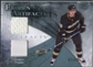 2010/11 Upper Deck Artifacts Frozen Artifacts Jersey Patch Blue #FAPE Corey Perry /50
