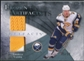 2010/11 Upper Deck Artifacts Frozen Artifacts Jersey Patch Blue #FATV Thomas Vanek /50