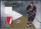 2010/11 Upper Deck Artifacts Frozen Artifacts Jersey Patch Gold #FAES Eric Staal /15