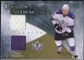 2010/11 Upper Deck Artifacts Frozen Artifacts Jersey Patch Gold #FAJJ Jack Johnson 1/15