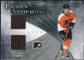 2010/11 Upper Deck Artifacts Frozen Artifacts Silver #FACG Claude Giroux /50