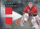 2010/11 Upper Deck Artifacts Frozen Artifacts Silver #FAMK Miikka Kiprusoff /50