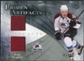 2010/11 Upper Deck Artifacts Frozen Artifacts Silver #FAPS Paul Stastny /50