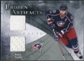 2010/11 Upper Deck Artifacts Frozen Artifacts Silver #FARN Rick Nash /50