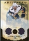 2010/11 Upper Deck Artifacts Jerseys Bronze #4 Thomas Vanek /150