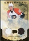 2010/11 Upper Deck Artifacts Jerseys Bronze #35 Claude Giroux /150