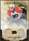 2010/11 Upper Deck Artifacts Jerseys Bronze #41 Daniel Briere /150