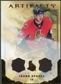 2010/11 Upper Deck Artifacts Jerseys Bronze #50 Jason Spezza /150