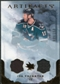 2010/11 Upper Deck Artifacts Jerseys Bronze #64 Joe Thornton 9/150
