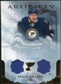 2010/11 Upper Deck Artifacts Jerseys Bronze #74 David Backes /150