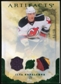 2010/11 Upper Deck Artifacts Jerseys Patches Emerald #12 Ilya Kovalchuk 4/50