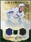 2010/11 Upper Deck Artifacts Jerseys Patches Emerald #13 Vincent Lecavalier 14/50