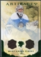 2010/11 Upper Deck Artifacts Jerseys Patches Emerald #22 Marc-Andre Fleury /50