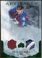 2010/11 Upper Deck Artifacts Jerseys Patches Emerald #66 Paul Stastny 4/50