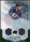 2010/11 Upper Deck Artifacts Jerseys Patches Emerald #69 Rick Nash /50