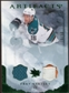 2010/11 Upper Deck Artifacts Jerseys Patches Emerald #72 Dany Heatley /50