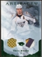 2010/11 Upper Deck Artifacts Jerseys Patches Emerald #85 Shea Weber 10/50