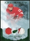 2010/11 Upper Deck Artifacts Jerseys Patches Emerald #90 Pavel Datsyuk 32/50