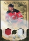 2010/11 Upper Deck Artifacts Jerseys Patches Gold #20 Patrik Elias 10/15