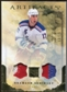 2010/11 Upper Deck Artifacts Jerseys Patches Gold #42 Brandon Dubinsky 13/15