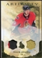 2010/11 Upper Deck Artifacts Jerseys Patches Gold #50 Jason Spezza 13/15