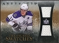 2010/11 Upper Deck Artifacts Treasured Swatches #TSAK Anze Kopitar /150