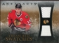 2010/11 Upper Deck Artifacts Treasured Swatches #TSJT Jonathan Toews /150