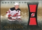 2010/11 Upper Deck Artifacts Treasured Swatches #TSPE Patrik Elias /150