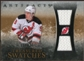 2010/11 Upper Deck Artifacts Treasured Swatches #TSZP Zach Parise /150