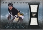 2010/11 Upper Deck Artifacts Treasured Swatches Blue #TSEM Evgeni Malkin 8/35