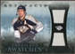 2010/11 Upper Deck Artifacts Treasured Swatches Blue #TSSW Shea Weber 10/35