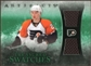2010/11 Upper Deck Artifacts Treasured Swatches Emerald #TSCG Claude Giroux 9/15