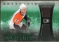 2010/11 Upper Deck Artifacts Treasured Swatches Emerald #TSJC Jeff Carter 6/15