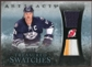 2010/11 Upper Deck Artifacts Treasured Swatches Jersey Patch Blue #TSJA Jason Arnott /50