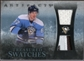 2010/11 Upper Deck Artifacts Treasured Swatches Jersey Patch Blue #TSSC Sidney Crosby 3/50
