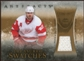 2010/11 Upper Deck Artifacts Treasured Swatches Retail #TSRHZ Henrik Zetterberg