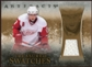 2010/11 Upper Deck Artifacts Treasured Swatches Retail #TSRPD Pavel Datsyuk