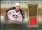 2010/11 Upper Deck Artifacts Treasured Swatches Retail #TSRRN Rick Nash