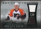 2010/11 Upper Deck Artifacts Treasured Swatches Silver #TSCG Claude Giroux /50