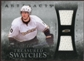 2010/11 Upper Deck Artifacts Treasured Swatches Silver #TSCP Corey Perry /50