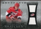 2010/11 Upper Deck Artifacts Treasured Swatches Silver #TSES Eric Staal 9/50