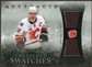 2010/11 Upper Deck Artifacts Treasured Swatches Silver #TSJI Jarome Iginla /50