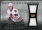 2010/11 Upper Deck Artifacts Treasured Swatches Silver #TSPK Patrick Kane 21/50