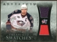 2010/11 Upper Deck Artifacts Treasured Swatches Silver #TSRN Rick Nash /50